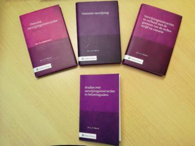 Promotie 'Verwijzingsinstructies in belastingzaken' mr. L.J.A. Pieterse. Voer voor de fiscale fijnproever!